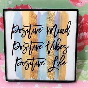 Other - Positive Mind, Vibes, Live Frame